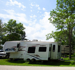 Sand Lake Campground and Cottages RV
