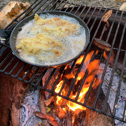 Sand Lake Campground and Cottages - Catch and cook
