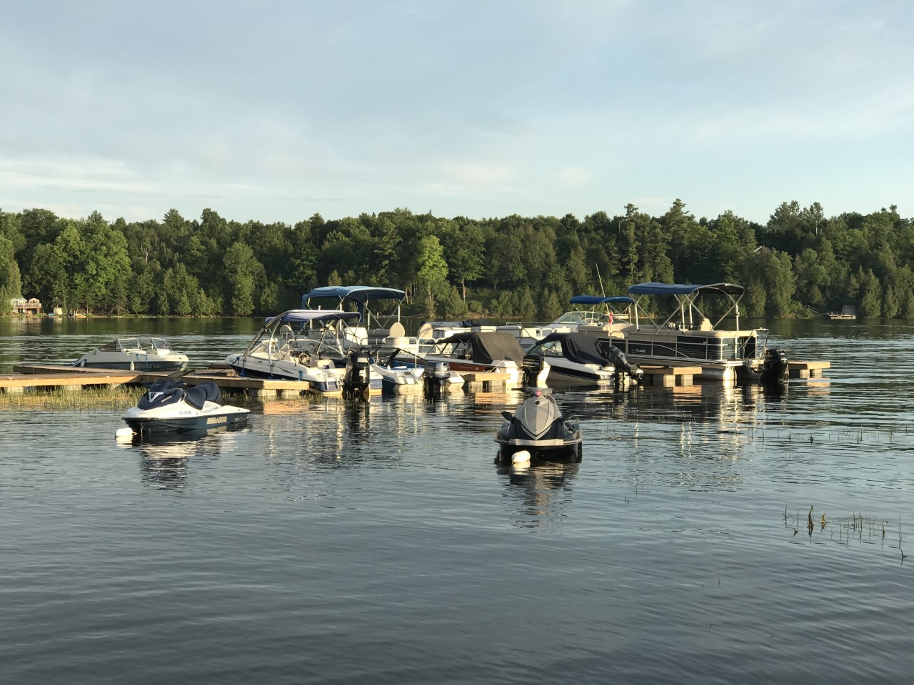 Seasonal Boats - Sand Lake
