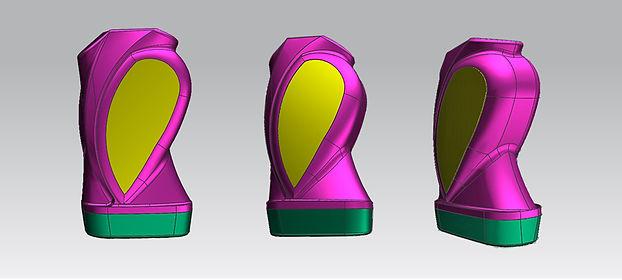 dish detergent bottle concept