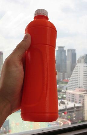 3D print bottle