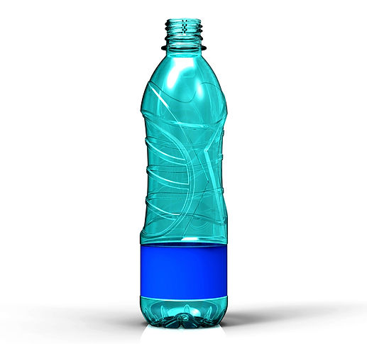 water bottle concept