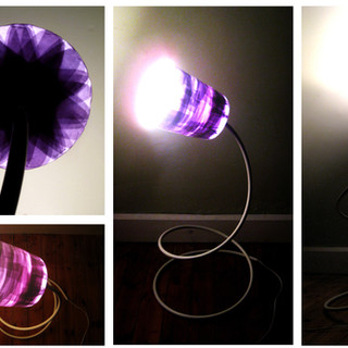 Sunflower Lamp