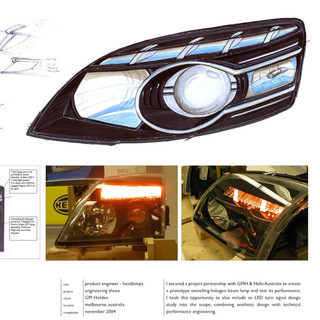 Headlight AFS
