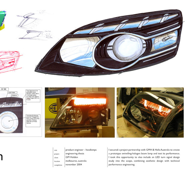 Headlight AFS