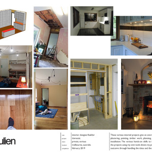 Home interior fit-out