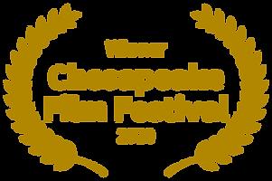 Gold_Winner - Chesapeake Film Festival -