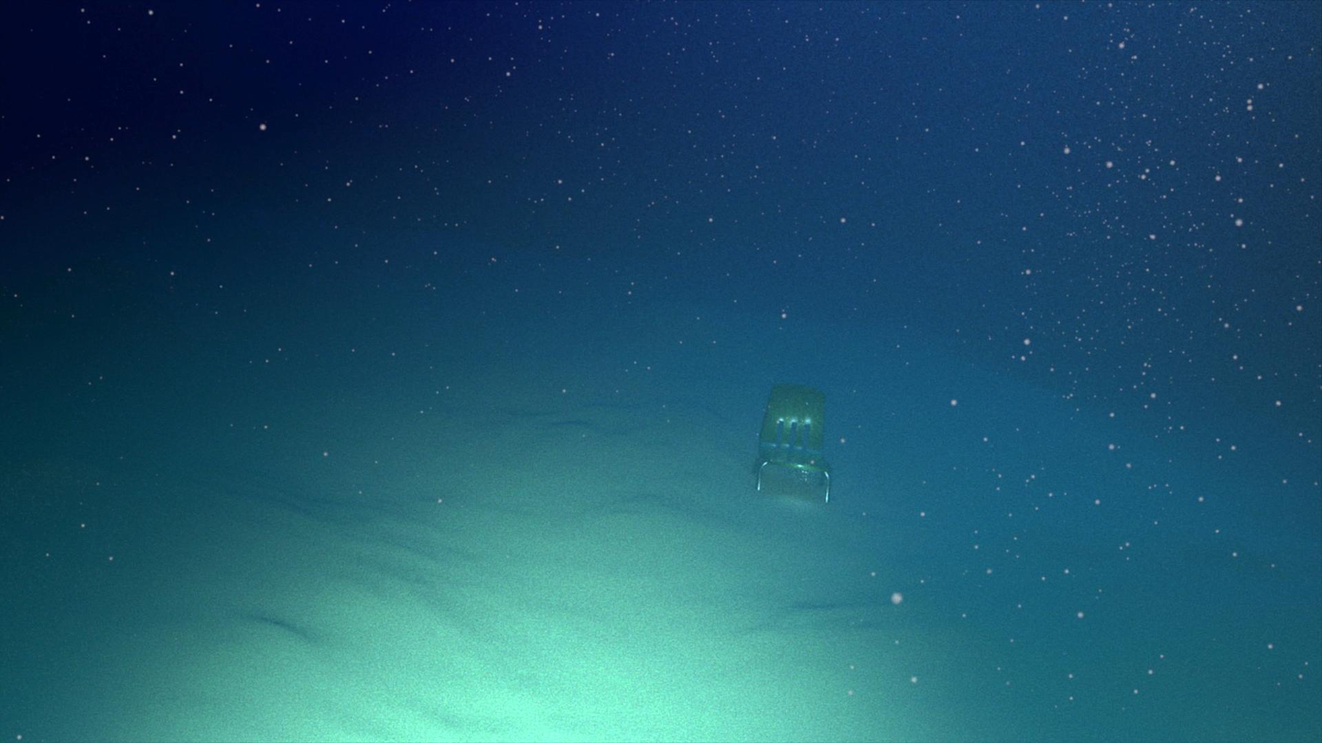 Chair Underwater