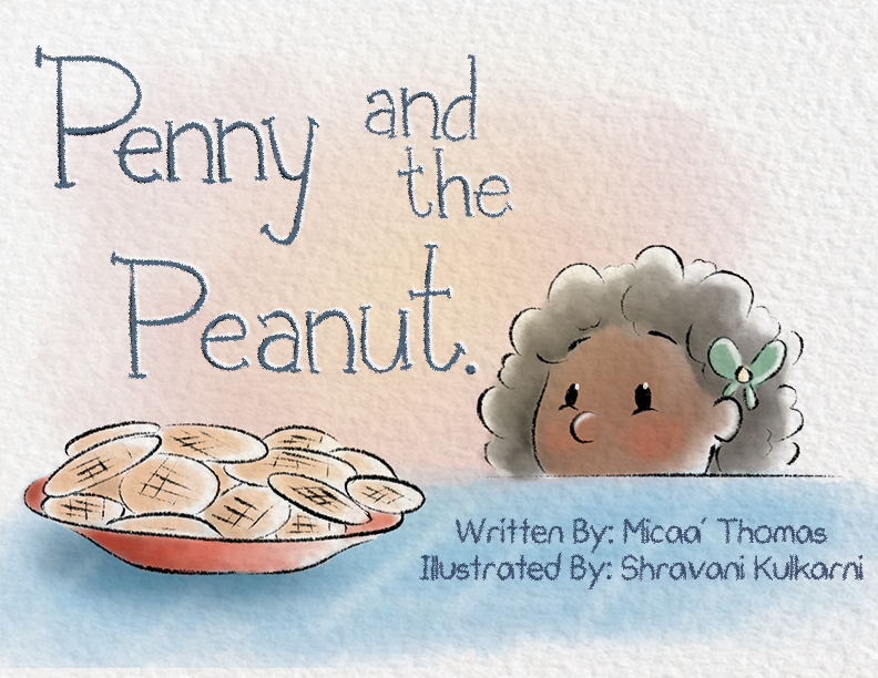 PENNY AND THE PEANUT BOOK