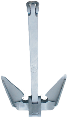 COMMERCIAL VESSEL MARINE GALVANIZED ANCHORS