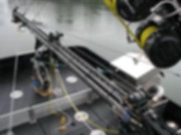 FISHING VESSEL SEINE BOOM   36-FOOT SEINE BOOM