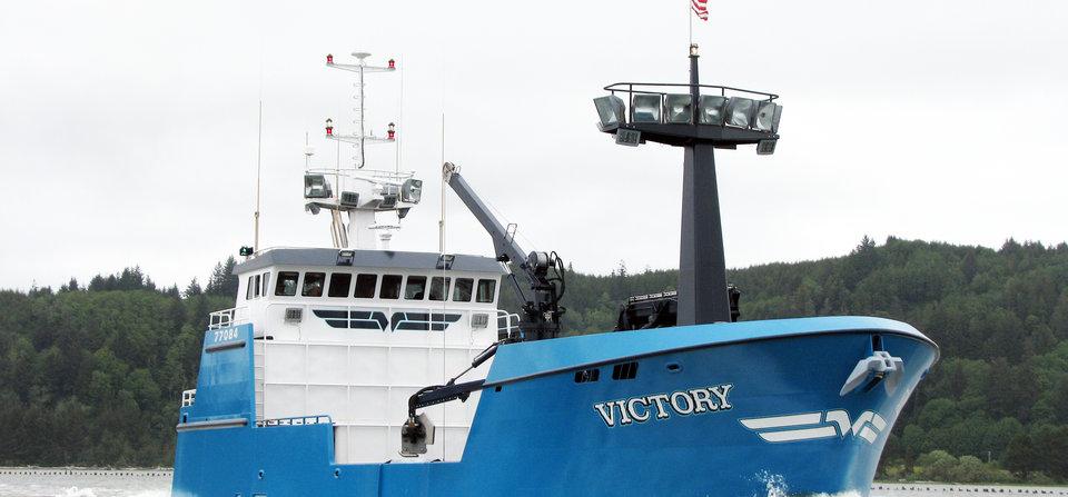 Commercial Fishing Vessel Builder | Boat Builders West Coast