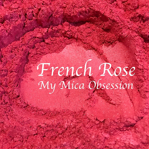 French Rose* Mica