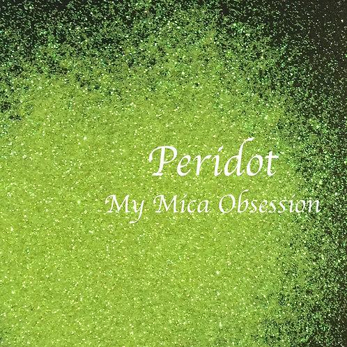 Peridot - Iridescent Glitter