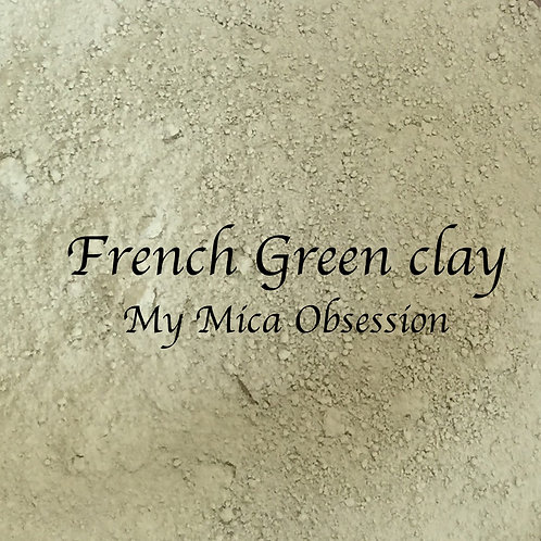 Green French Argiletz Clay