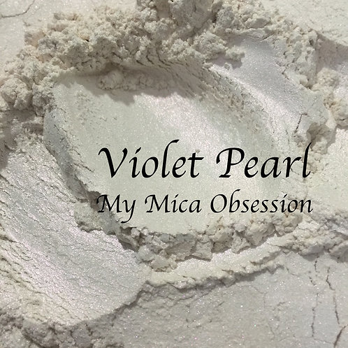 Violet Pearl - Interference Mica