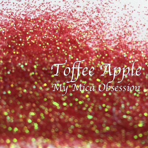 Toffee Apple - Iridescent Glitter