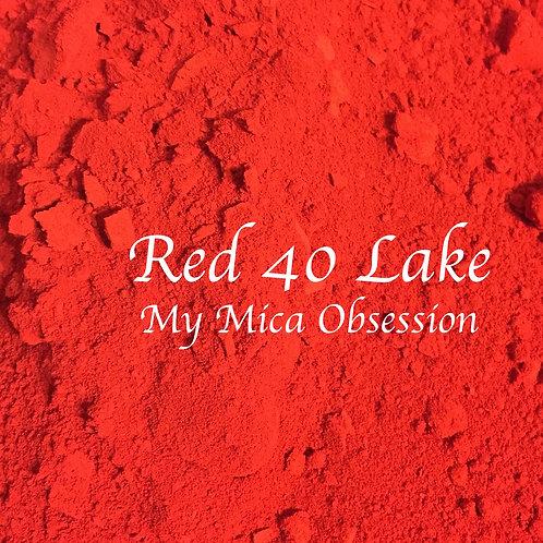 FD&C Red 40 Lake Dye