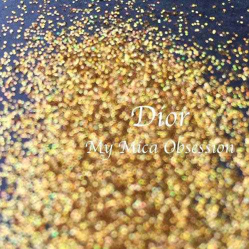 Dior - Holographic Glitter