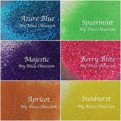 Radiant Obsession Glitter Set