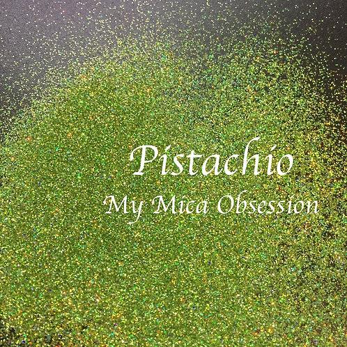 Pistachio - Holographic Glitter