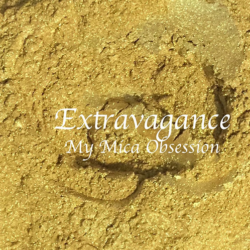 Extravagant Sparkle Synthetic Mica