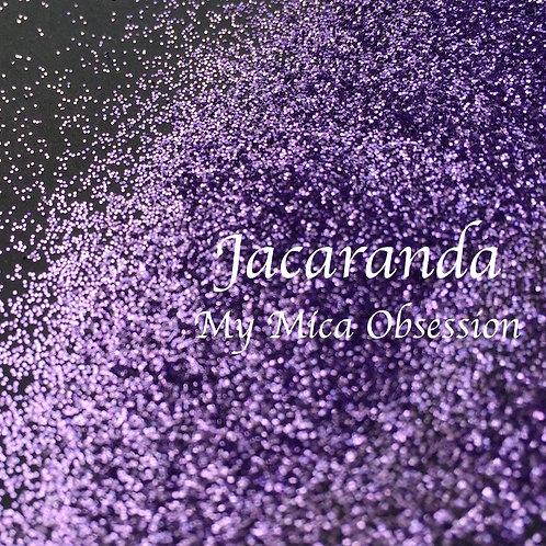 Jacaranda - Metallic Glitter