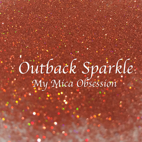 Outback Sparkle - Holographic Glitter
