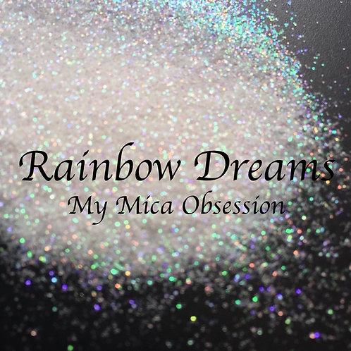 Rainbow Dreams Iridescent Glitter