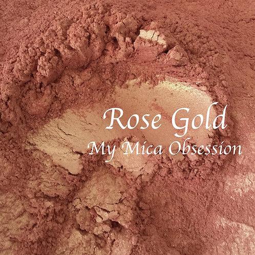 Rose Gold Mica