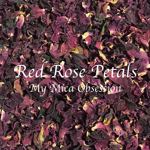 Rose Petals - Red