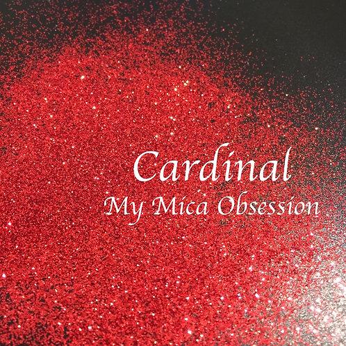 Cardinal - Metallic Glitter