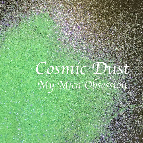 Cosmic Dust - Iridescent Glitter