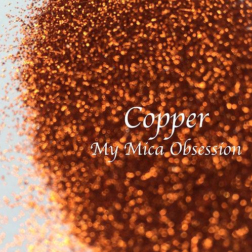 Copper - Metallic Glitter