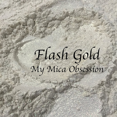 Flash Gold - Interference Mica