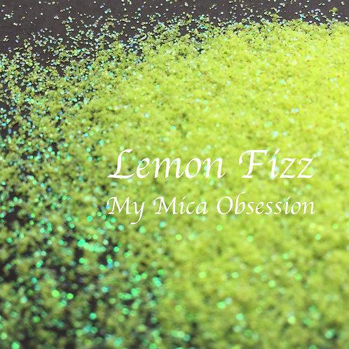 Lemon Fizz - Iridescent Glitter
