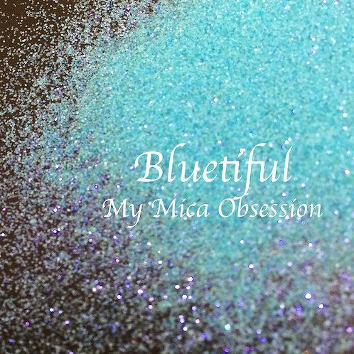 Bluetiful - Iridescent Glitter