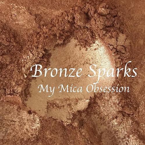 Bronze Sparks Mica