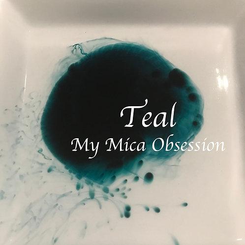 Teal - D&C Green 5 Dye