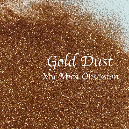 Gold Dust - Metallic Glitter