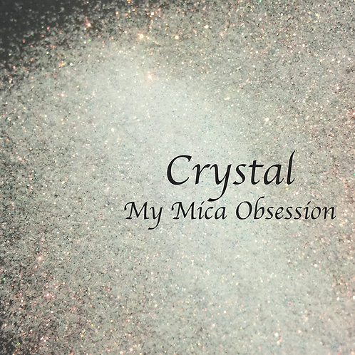 Crystal - Iridescent Glitter