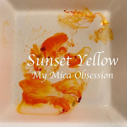 Sunset FD&C Yellow No. 6 Dye