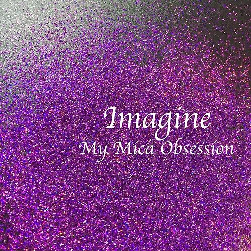 Imagine - Holographic Glitter