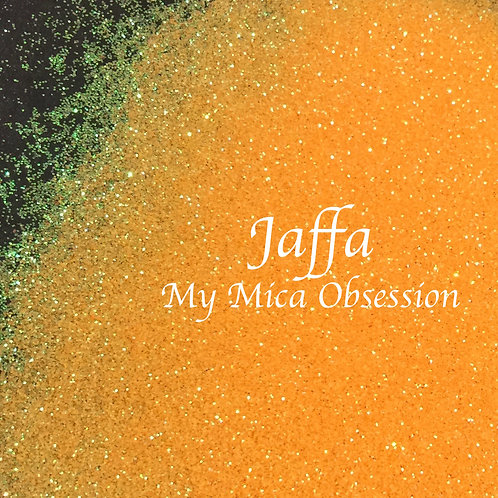 Jaffa - Iridescent Glitter