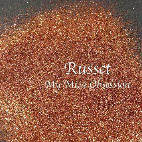 Russet - Metallic Glitter