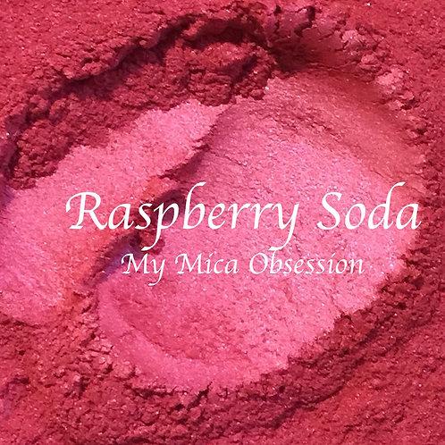 Raspberry Soda Mica