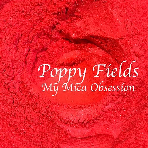 Poppy Fields Synthetic Mica