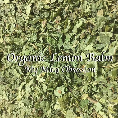 Lemon Balm - Organic