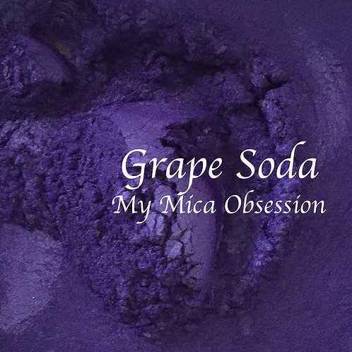 Grape Soda Mica