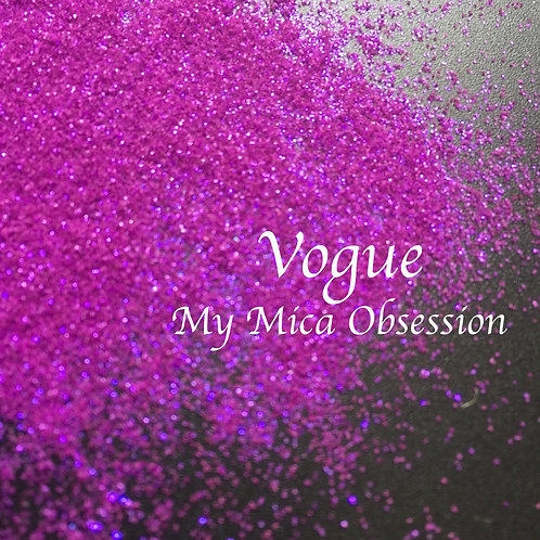 Vogue - Iridescent Glitter